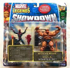 MARVEL Legends Super Eroe Showdown Starter Set A: SPIDER-MAN e COSA
