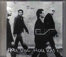 Blof-Hou Vol Hou Vast Promo cd single
