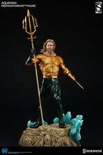 Sideshow EXCLUSIVE Aquaman Premium Format STATUE DC Comics