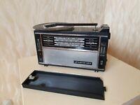 Portable Radiogram Radio Transistor Mriya 301 Vinyl Player Rare Soviet 1971y