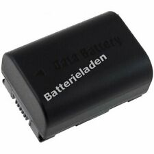 Akku für Video JVC Typ BN-VG107E 1200mAh 3,7V 1200mAh/4Wh Li-Ion Schwarz