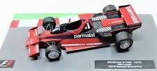 FORMULA 1 F1 SCALE 1/43 MODEL CAR BRABHAM BT46B CAR MODEL DIECAST IXO LAUDA