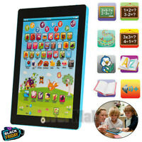 Educational Toy Baby Tablet For 1-6 year old Boy Girl Learning Creative Toy Gift