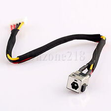 DC POWER JACK HARNESS For HP Compaq Presario A900 V3000 C700 CABLE CHARGING PORT