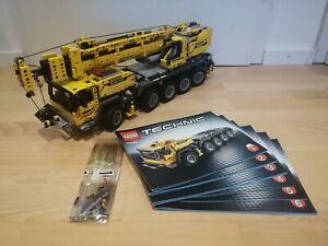LEGO Technic Technik Mobiler Schwerlastkran (42009) - mit Bauanleitung