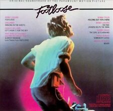 Footloose: Original Soundtrack Of The Paramount Motion Picture Snow, Tom Audio