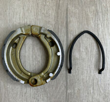 EBC - 346G - Grooved Brake Shoes