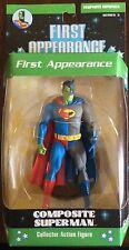 DC DIRECT  First Appearances Series 3 Figure: Composite Superman