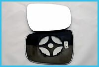 FITS NISSAN JUKE 2014-18 WING MIRROR GLASS CONVEX HEATED RIGHT SIDE CLIP ON!!