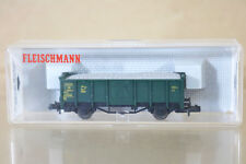 Fleischmann 8270 Sncb Offener Wagons de Marchandises Acier Latérale Minéraux