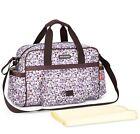 New Mum Baby Changing Diaper Nappy Mummy Bag Handbag Messenger Shoulder Bag L