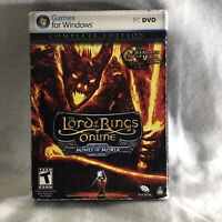 The Lord of the Rings Online Mines of Moria Complete Edition PC DVD