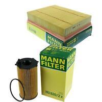 MANN-Filter Set Ölfilter Luftfilter Inspektionspaket MOL-9694612