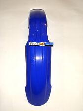YAMAHA wrf250/450 06-2011 guardabarros delantero Motox Azul UFO