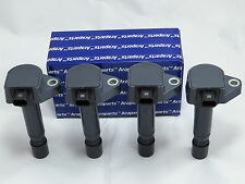 Honda Civic coil packs 2006-2011 1.8L I4 ignition coils complete set of 4 cops