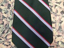 The Intelligence Corps Regimental (Stripe) Tie