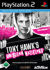 Tony Hawk's American Wasteland (Sony PlayStation 2)