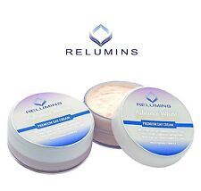 Authentic Relumins Advance Whitening Facial Day Cream W/ TA Stem Cell& Placenta