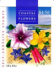 1999 Coastal Flowers -  $4.50 Stamp Booklet - 1 Koala (SB129)