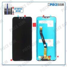 ECRAN LCD + VITRE TACTILE pour HUAWEI MATE 20 LITE NOIR + outils + colle B7000