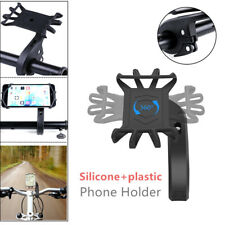 360° Rotation Cell Phone Mount Holder Motorcycle Bicycle Bike Handlebar Stable