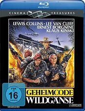 Geheimcode Wildgänse (Cinema Treasures) [Blu-ray] Lewis Collins  Neu!