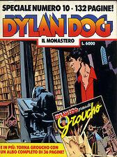 fumetto DYLAN DOG BONELLI SPECIALE numero 10 con ALBETTO