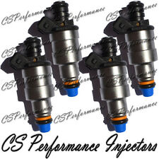 OEM Bosch Fuel Injectors (4) for 1984 Volvo GLE 2.3L I4 Naturally Aspirated 84