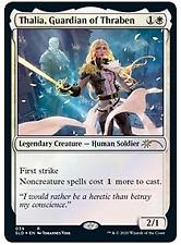 Thalia, Guardian of Thraben (039). Secret Lair. FOIL. Magic the Gathering.