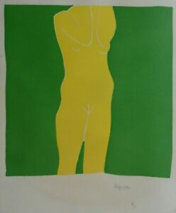 PHILIP SUTTON RA B1928 RARE ARTIST PROOF WOODCUT PENCIL SIGNED CIRCA 1967