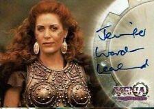 Topps Xena Warrior Princess Series 2 Autograph Card Jennifer Ward-Lealand A-12