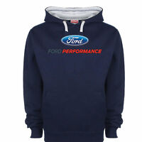 Licenced Ford Performance Hoody Hoodie Racing Motorsport Race Car Sweatshirt