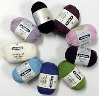 Patons Bluebell Merino 5 Ply Australian Wool Crepe Wool 50gram Ball Many Colours
