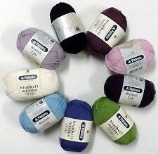 Patons Bluebell Merino 5 Ply Australian Merino Wool Crepe Yarn 50 gram Ball