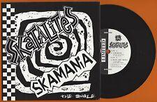 """THE SKATALITES - SKAMANIA - 7"""" SINGLE - (DOS 7011)"""