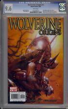 WOLVERINE: ORIGINS #4 - CGC 9.6 - GABRIELE DELL'OTTO VARIANT - 1205394013