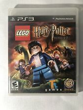 Lego Harry Potter Years 5-7 PS3 Complete PlayStation 3