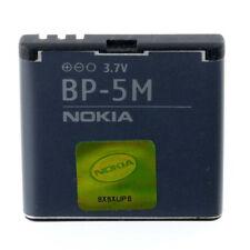 Original BP-5M battery for Nokia 6500 Slide 8600 Navigator 5610 5700 6500S 7390