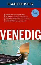 Baedeker Reiseführer Venedig von Peter Peter und Anja Schliebitz (2014, Taschenb