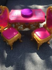 DISNEY BELLE PRINCESS BE OUR GUEST DINING SET HASBRO 2015