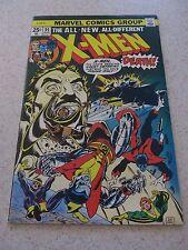 Uncanny X-Men  94  VF+  8.5  High Grade   Wolverine  Cyclops  Storm  Colossus
