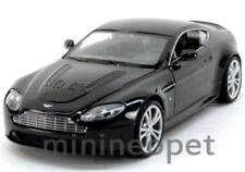 MOTORMAX 73357 ASTON MARTIN V12 VANTAGE 1/24 DIECAST BLACK