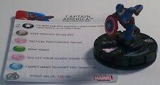 CAPTAIN AMERICA 001 Civil War Movie gravity feed Marvel Heroclix