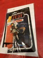 Vintage Kenner Star Wars 1983 Princess Leia Boushh Figure Complete Back
