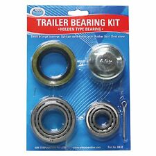 Ark TRAILER BEARING KIT, FORD TYPE +Seal, Dust Cover & Axle Split Pin AUST Brand