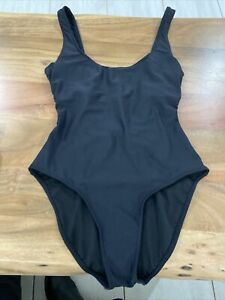 Womens Size 10 Vonzipper Made By Billabong Swimmers Bathers RRP $79.99 BlackBNWT