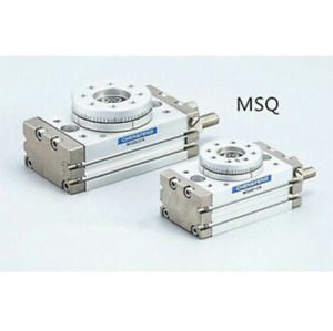 1PC MSQB70A Rotary Table/Rack&Pinion Cylinder SMC Type