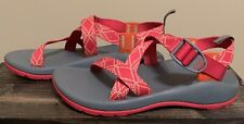Chaco Z1 Classic Trail Sandal Pink And Orange Women Size 5