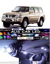 Nissan Patrol GU Super Bright White PREMIUM LED Interior Light panel Kit