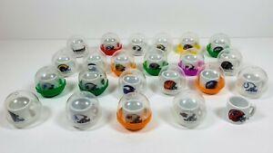 Mini Ceramic NFL Football Team Mugs Vintage Collectible Vending Capsule Toys